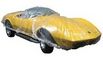 Universale Disposable Cover fits Cars or 12' x 22'