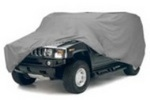 EliteShield™HummerCover for H2 w/o SpareTire
