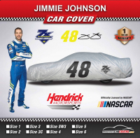 Jimmie Johnson Car Cover Size 3